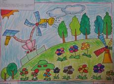 关于未来科技的儿童画画图片大全 (18).jpg