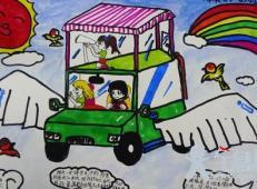 关于未来科技的儿童画画图片大全 (52).jpg