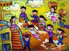 关于未来科技的儿童画画图片大全 (47).jpg