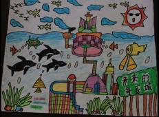 关于未来科技的儿童画画图片大全 (12).jpg