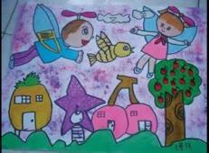 关于未来科技的儿童画画图片大全 (56).jpg