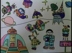 关于未来科技的儿童画画图片大全 (42).jpg