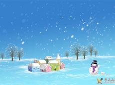 关于冬天和雪人的儿童画图片大全 (62).jpg