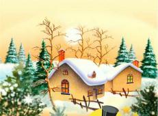 关于冬天和雪人的儿童画图片大全 (67).jpg