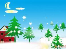 关于冬天和雪人的儿童画图片大全 (59).jpg