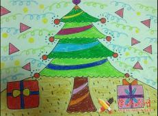 关于圣诞节和圣诞老人的儿童画画图片大全 (13).jpg