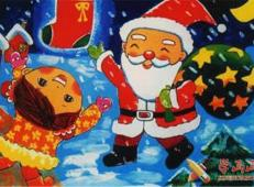关于圣诞节和圣诞老人的儿童画画图片大全 (24).jpg