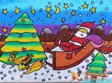 关于圣诞节和圣诞老人的儿童画画图片大全 (41).jpg