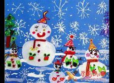 关于圣诞节和圣诞老人的儿童画画图片大全 (51).jpg