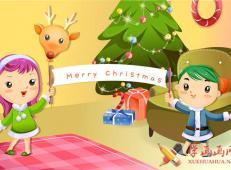 关于圣诞节和圣诞老人的儿童画画图片大全 (23).jpg