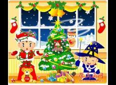 关于圣诞节和圣诞老人的儿童画画图片大全 (55).jpg