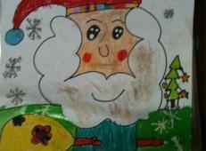 关于圣诞节和圣诞老人的儿童画画图片大全 (19).jpg