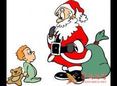 关于圣诞节和圣诞老人的儿童画画图片大全 (34).jpg