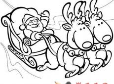 关于圣诞节和圣诞老人的儿童画画图片大全 (43).jpg