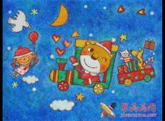 关于圣诞节和圣诞老人的儿童画画图片大全 (18).jpg
