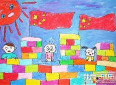 关于长城的儿童画图片大全 (4).jpg