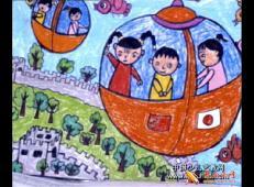关于长城的儿童画图片大全 (31).jpg