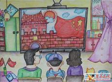 关于长城的儿童画图片大全 (36).jpg