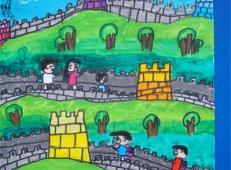 关于长城的儿童画图片大全 (30).jpg