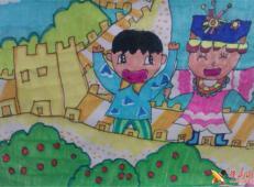 关于长城的儿童画图片大全 (12).jpg