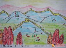 关于长城的儿童画图片大全 (5).jpg
