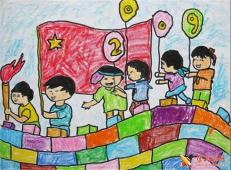 关于长城的儿童画图片大全 (24).jpg