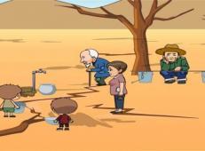 关于节约用水的儿童画画图片大全 (41).jpg