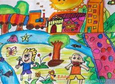 植树节儿童画图片 (31).jpg