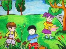 植树节儿童画图片 (55).jpg