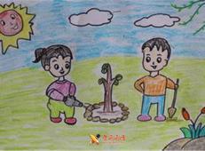 植树节儿童画图片 (53).jpg