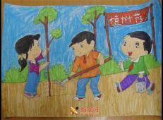 植树节儿童画图片 (42).jpg