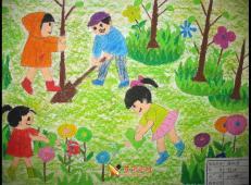 植树节儿童画图片 (28).jpg
