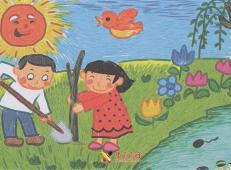 植树节儿童画图片 (24).jpg