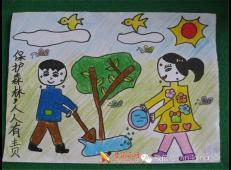 植树节儿童画图片 (45).jpg