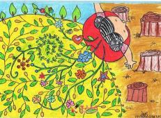 植树节儿童画图片 (10).jpg