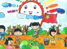 植树节儿童画图片 (8).jpg