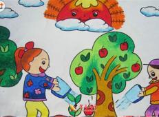 植树节儿童画图片 (15).jpg