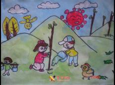 植树节儿童画图片 (50).jpg