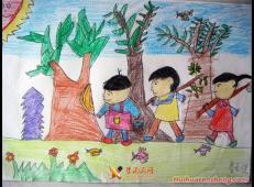 植树节儿童画图片 (36).jpg