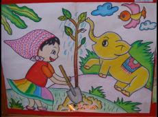 植树节儿童画图片 (30).jpg