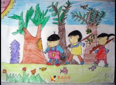 植树节儿童画图片 (18).jpg