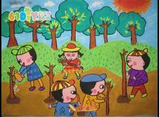 植树节儿童画图片 (11).jpg
