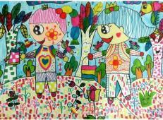 植树节儿童画图片 (59).jpg