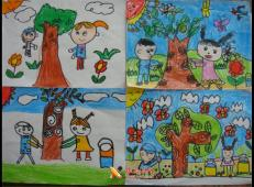 植树节儿童画图片 (57).jpg