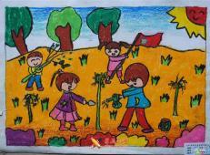 植树节儿童画图片 (20).jpg