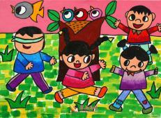 植树节儿童画图片 (23).jpg