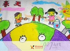 植树节儿童画图片 (39).jpg