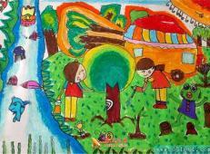 植树节儿童画图片 (22).jpg