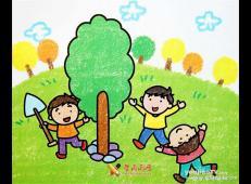 植树节儿童画图片 (2).jpg