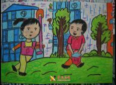 植树节儿童画图片 (33).jpg